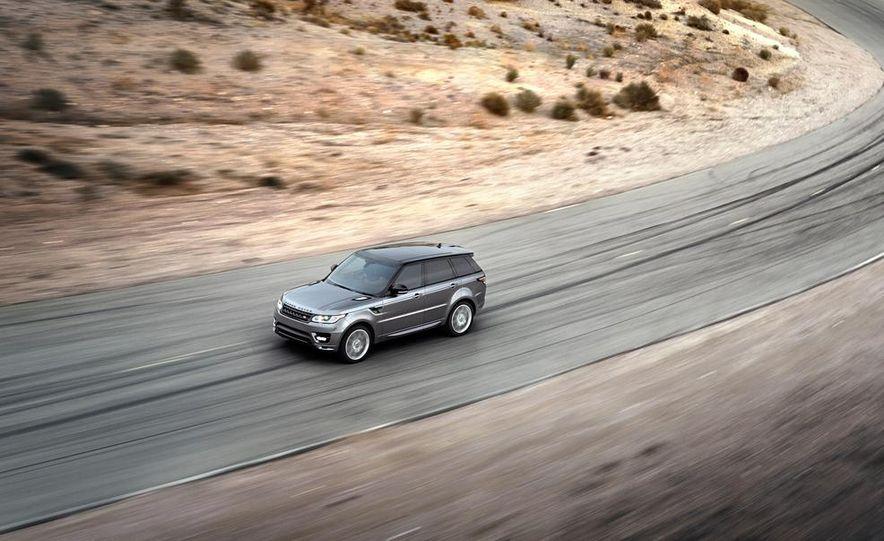 2014 Land Rover Range Rover Sport - Slide 6