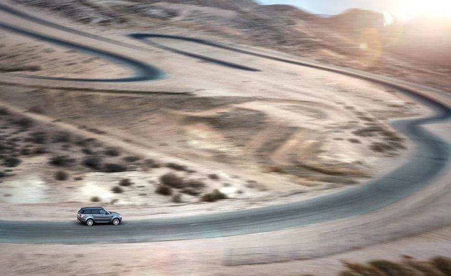 2014 Land Rover Range Rover Sport - Slide 8