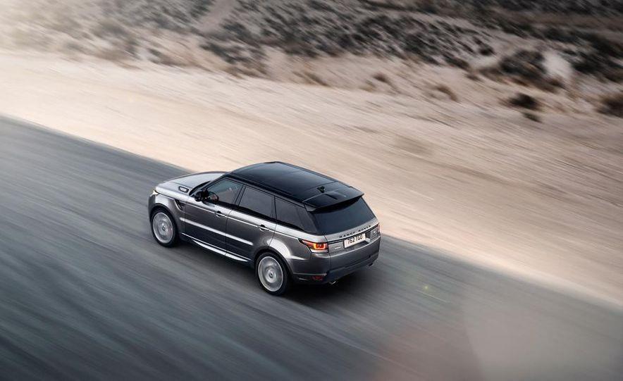 2014 Land Rover Range Rover Sport - Slide 9