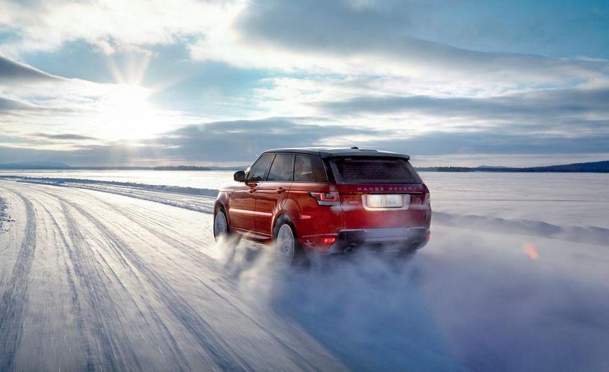 2014 Land Rover Range Rover Sport - Slide 15