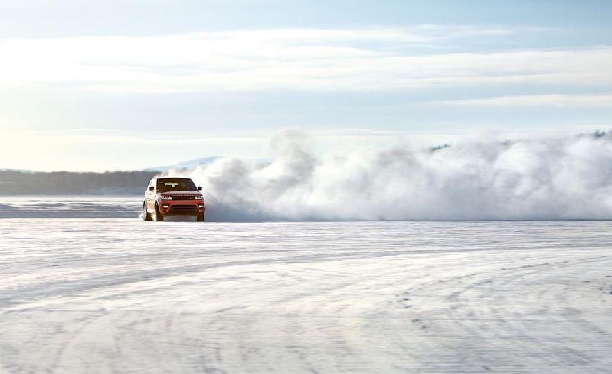 2014 Land Rover Range Rover Sport - Slide 20