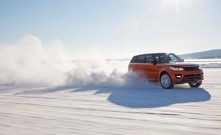2014 Land Rover Range Rover Sport - Slide 23