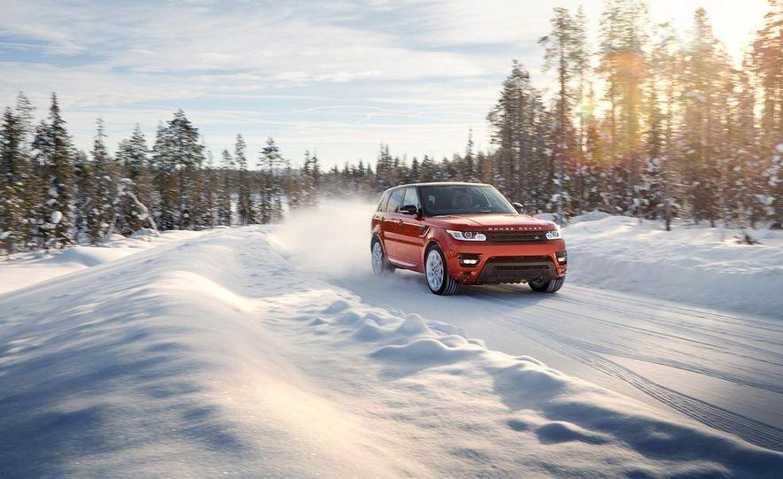 2014 Land Rover Range Rover Sport - Slide 24