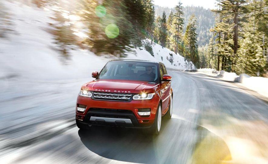 2014 Land Rover Range Rover Sport - Slide 26