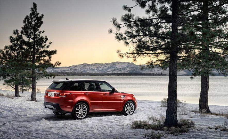 2014 Land Rover Range Rover Sport - Slide 30