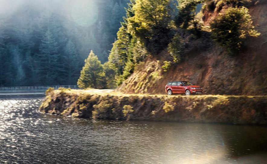 2014 Land Rover Range Rover Sport - Slide 31