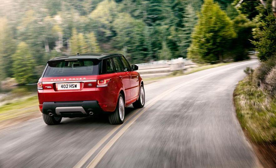 2014 Land Rover Range Rover Sport - Slide 32