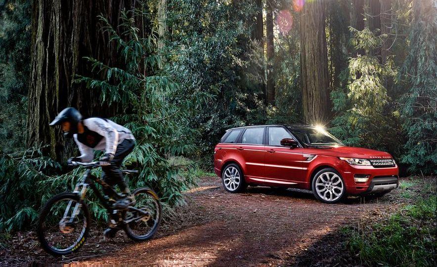 2014 Land Rover Range Rover Sport - Slide 36