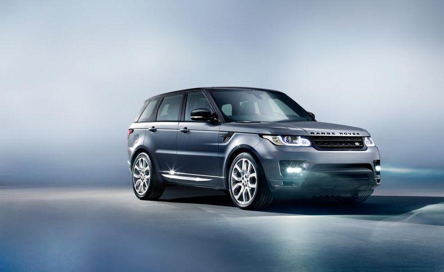 2014 Land Rover Range Rover Sport - Slide 43