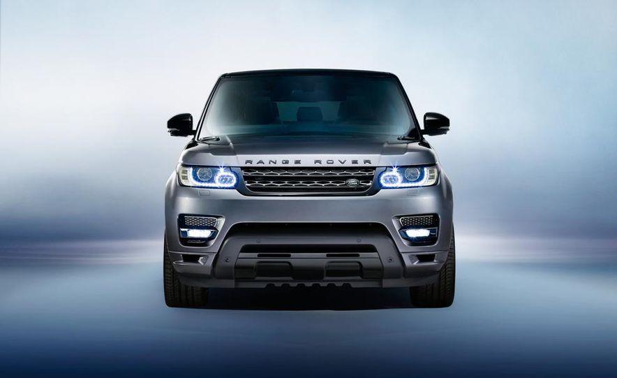 2014 Land Rover Range Rover Sport - Slide 45