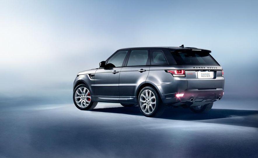 2014 Land Rover Range Rover Sport - Slide 47