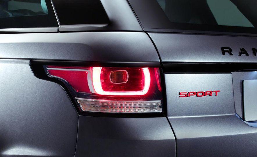 2014 Land Rover Range Rover Sport - Slide 49