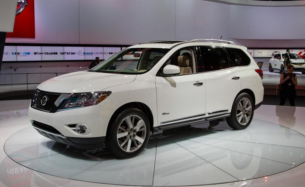 Benefit to leasing a 2014 Nissan Pathfinder - Cherry Hill Nissan