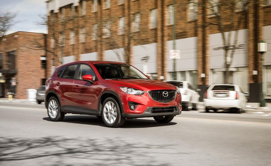 2014 Mazda CX-5 2.5 AWD - Slide 1