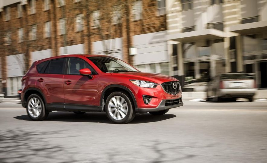 2014 Mazda CX-5 2.5 AWD - Slide 2