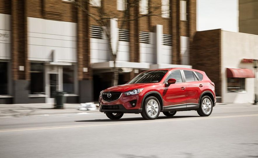2014 Mazda CX-5 2.5 AWD - Slide 4