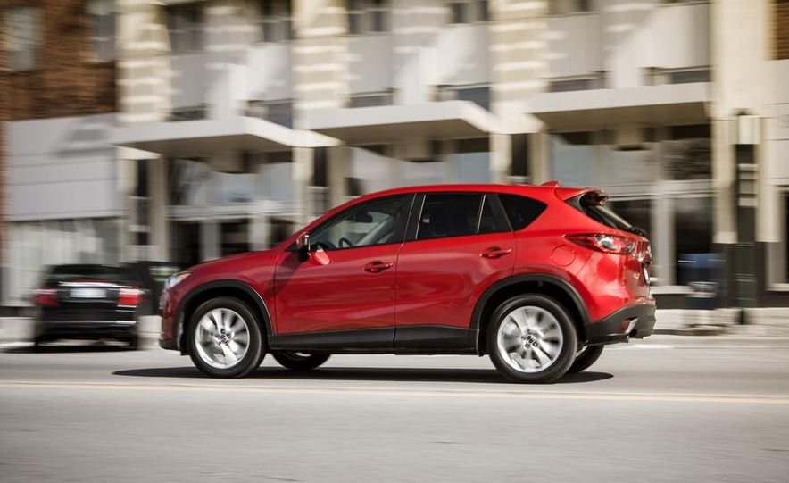 2014 Mazda CX-5 2.5 AWD - Slide 6