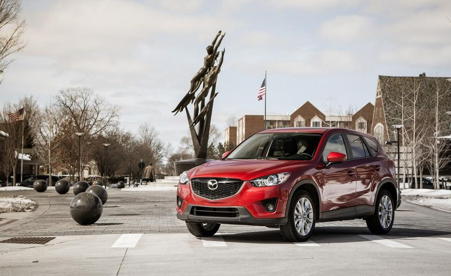 2014 Mazda CX-5 2.5 AWD - Slide 8