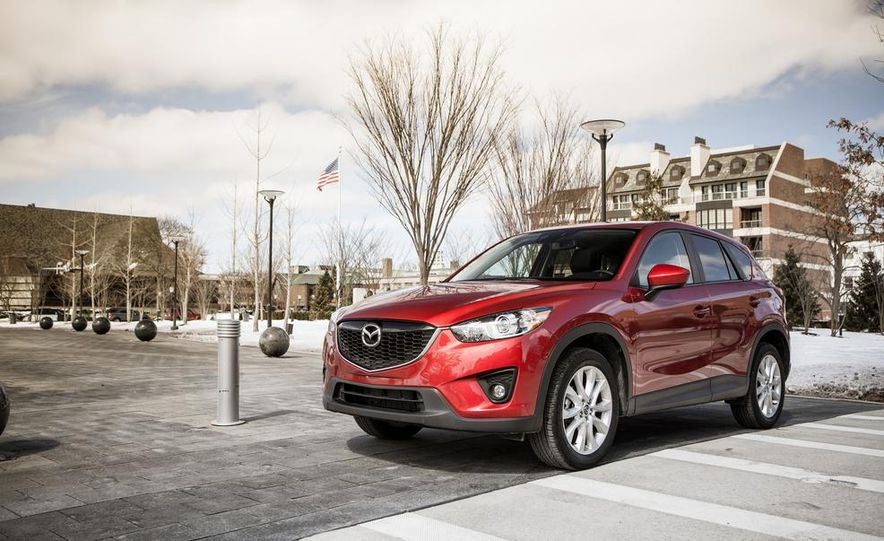 2014 Mazda CX-5 2.5 AWD - Slide 9