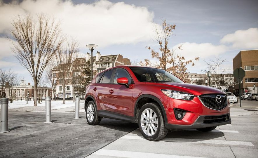 2014 Mazda CX-5 2.5 AWD - Slide 10