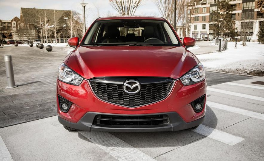 2014 Mazda CX-5 2.5 AWD - Slide 11