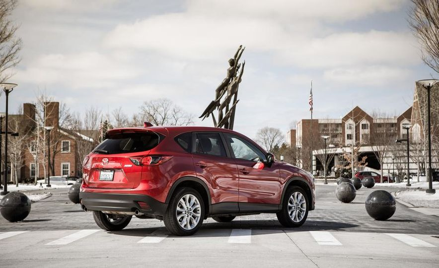 2014 Mazda CX-5 2.5 AWD - Slide 13