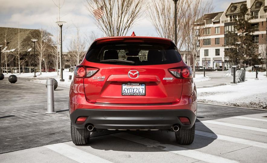 2014 Mazda CX-5 2.5 AWD - Slide 15