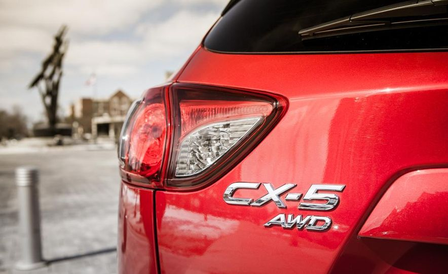 2014 Mazda CX-5 2.5 AWD - Slide 20