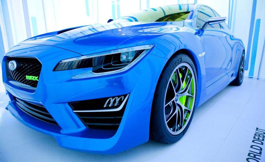 Subaru WRX concept - Slide 22