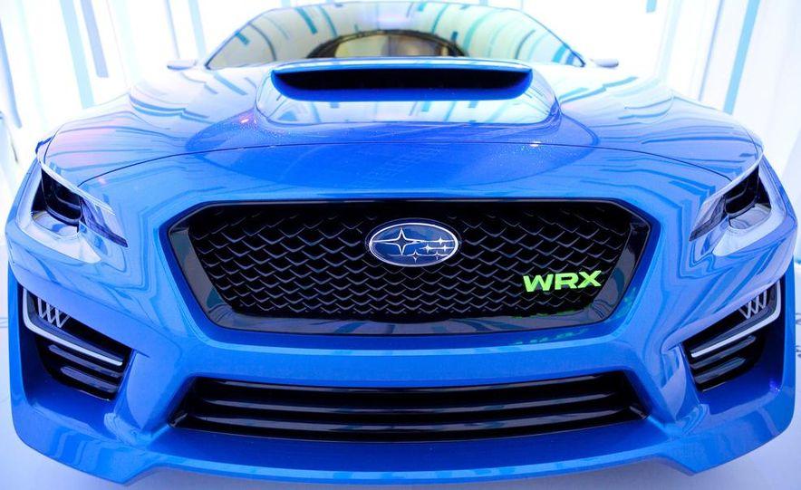 Subaru WRX concept - Slide 23