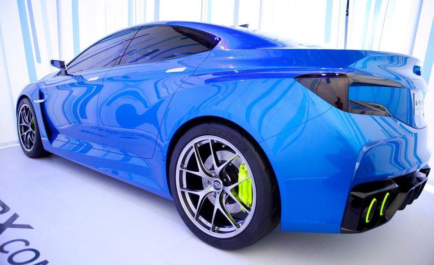 Subaru WRX concept - Slide 24