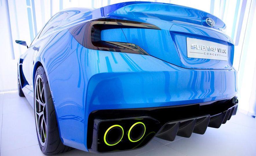 Subaru WRX concept - Slide 25