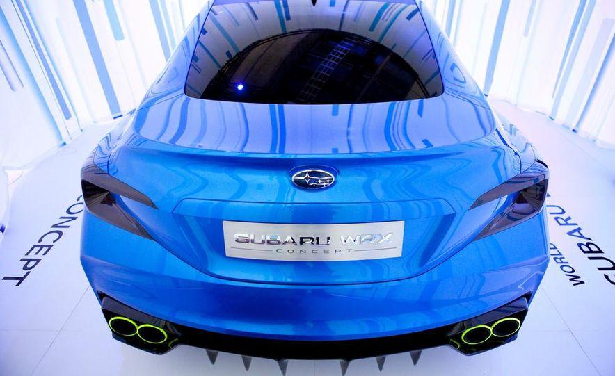 Subaru WRX concept - Slide 27