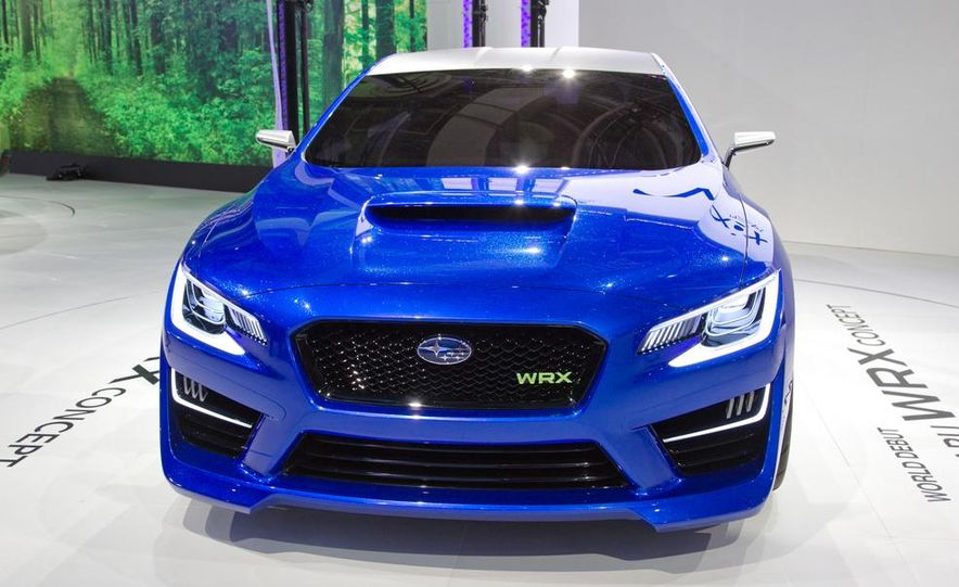Subaru WRX concept - Slide 3
