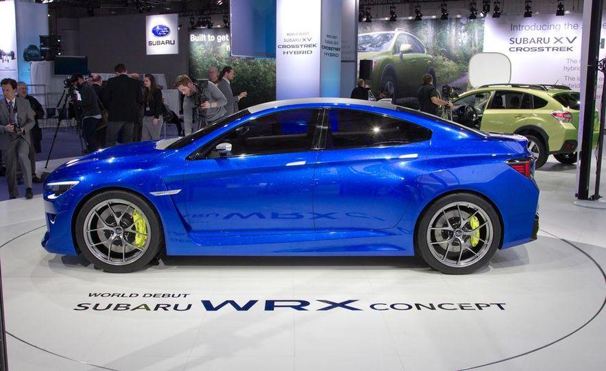Subaru WRX concept - Slide 4