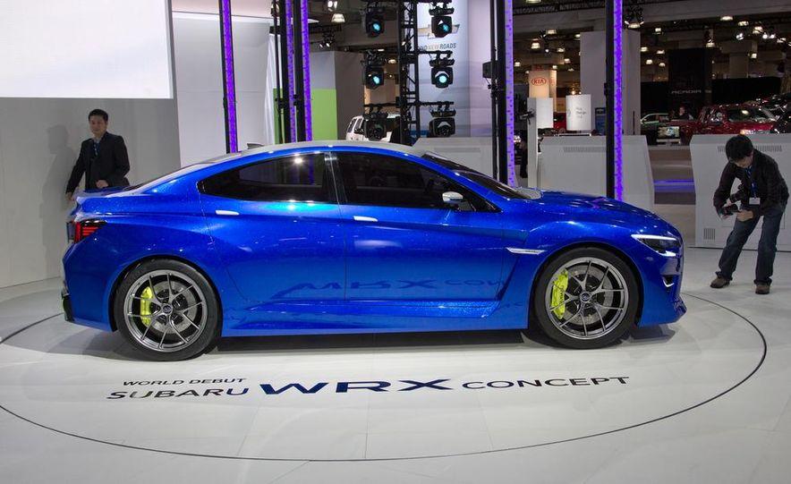 Subaru WRX concept - Slide 5