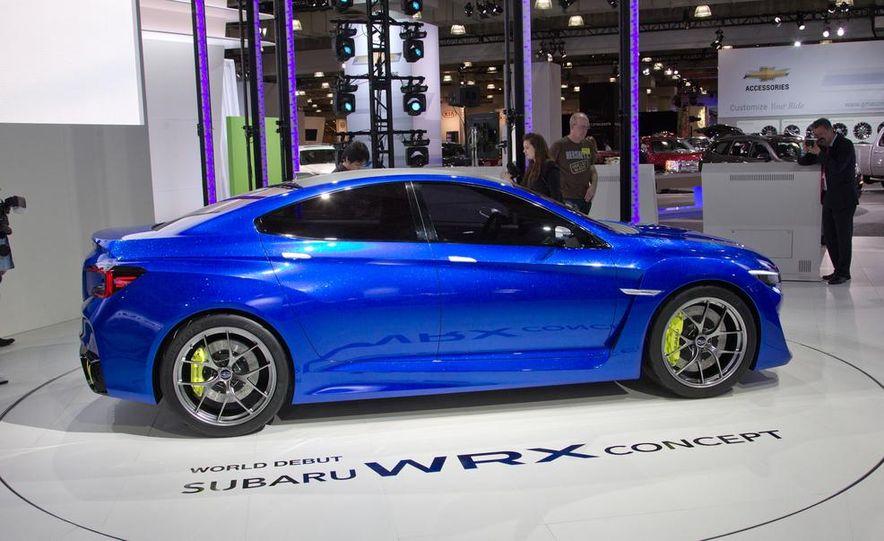 Subaru WRX concept - Slide 6