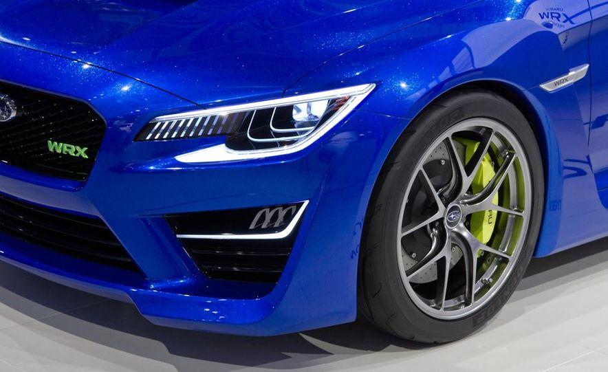 Subaru WRX concept - Slide 14