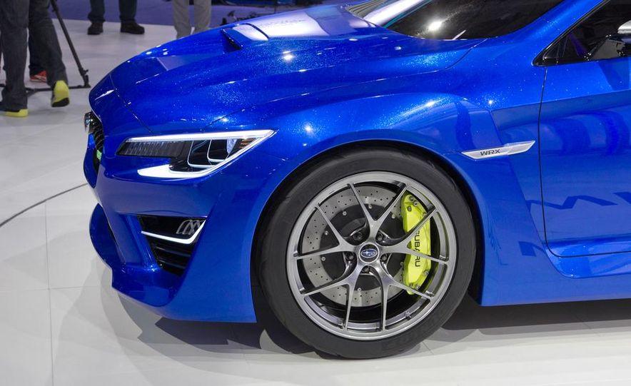 Subaru WRX concept - Slide 15