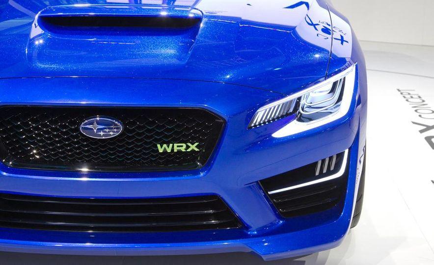 Subaru WRX concept - Slide 17
