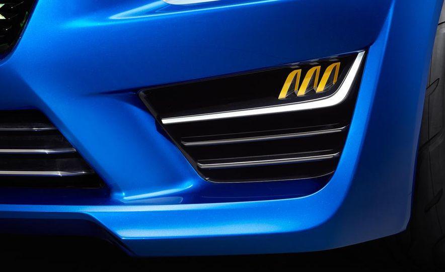 Subaru WRX concept - Slide 40