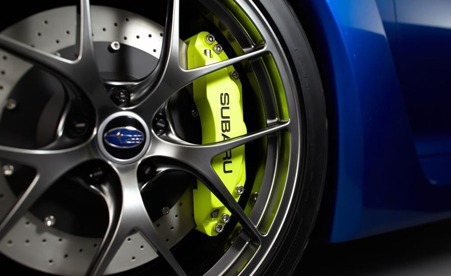 Subaru WRX concept - Slide 42