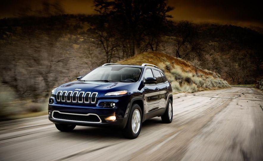 2014 Jeep Cherokee Limited - Slide 20