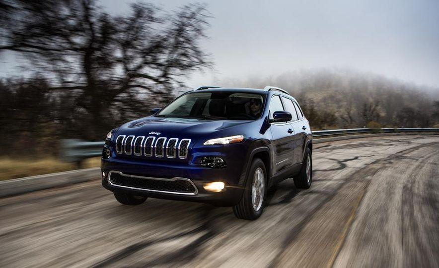 2014 Jeep Cherokee Limited - Slide 22