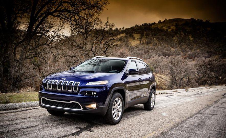 2014 Jeep Cherokee Limited - Slide 26