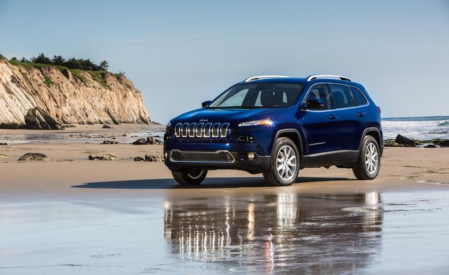 2014 Jeep Cherokee Limited - Slide 42
