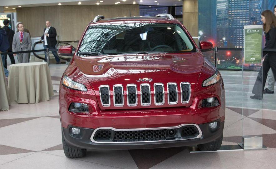 2014 Jeep Cherokee Limited - Slide 6