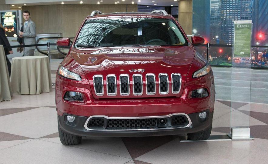 2014 Jeep Cherokee Limited - Slide 7