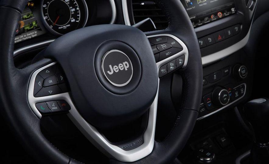2014 Jeep Cherokee Limited - Slide 57