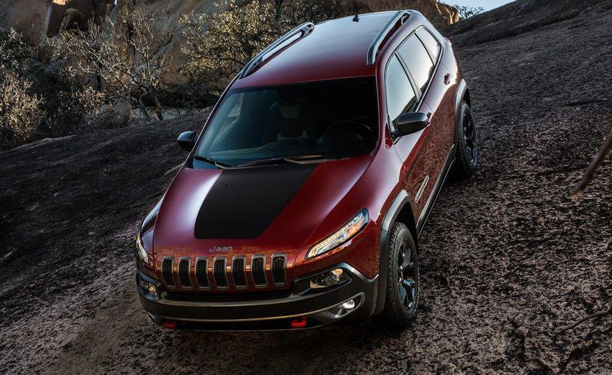 2014 Jeep Cherokee Limited - Slide 74
